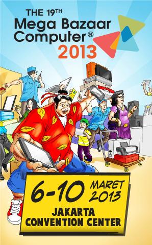 Mega Bazaar Computer 2013